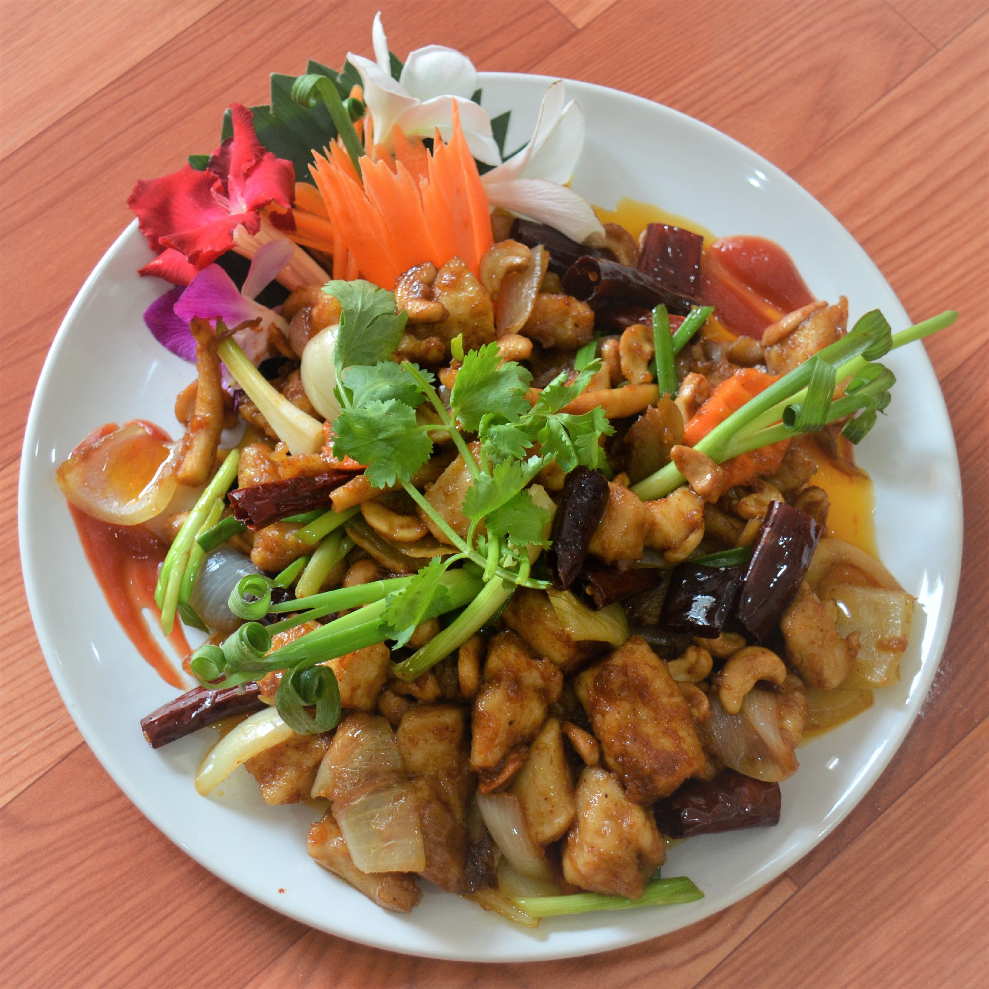 Express thai cooking class koh samui in koh samui book for Gardening classes near me
