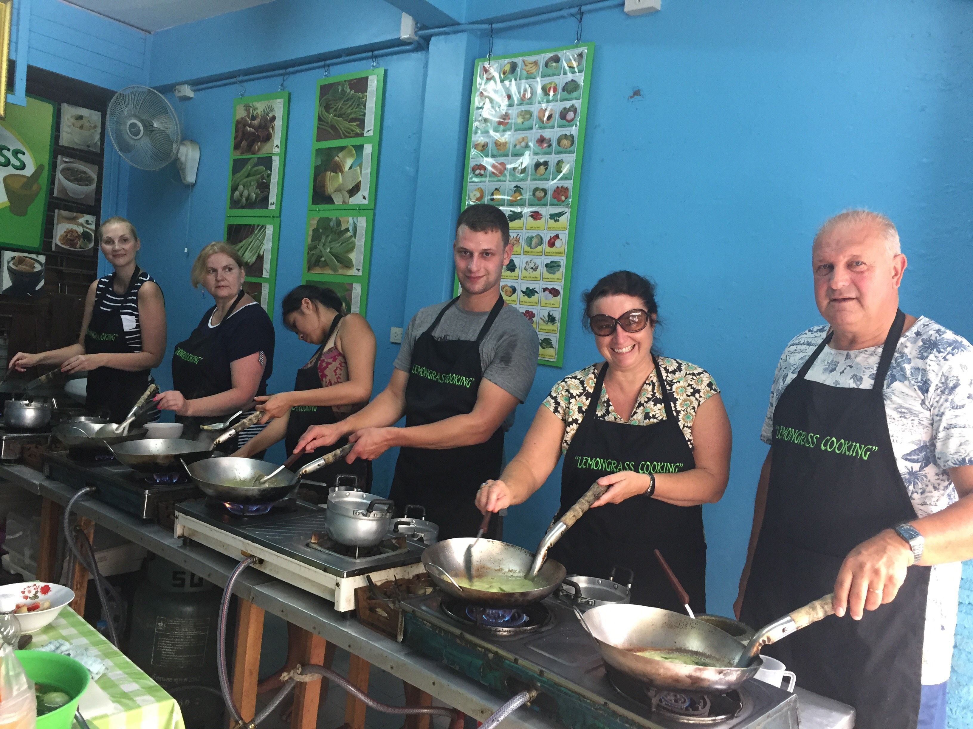 Khao San Cooking Experience in Bangkok: Book and Enjoy with Cookly