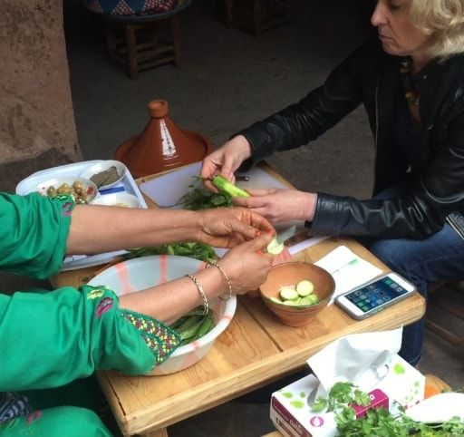 Morkosh Tours: Berber cooking class day trip from Marrakech to Atlas  mountains - Book Online - Cookly