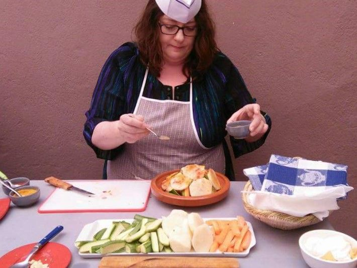 cooking class berber couscous»