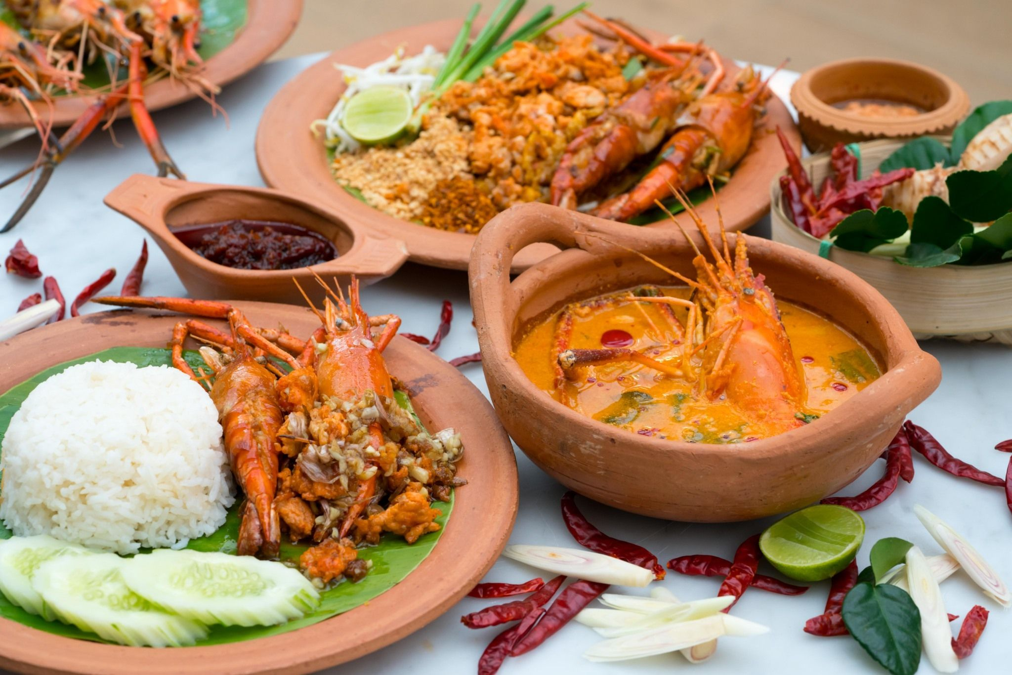Baan Sattaya Thai food & Dessert: Exclusive Famous Thai ...