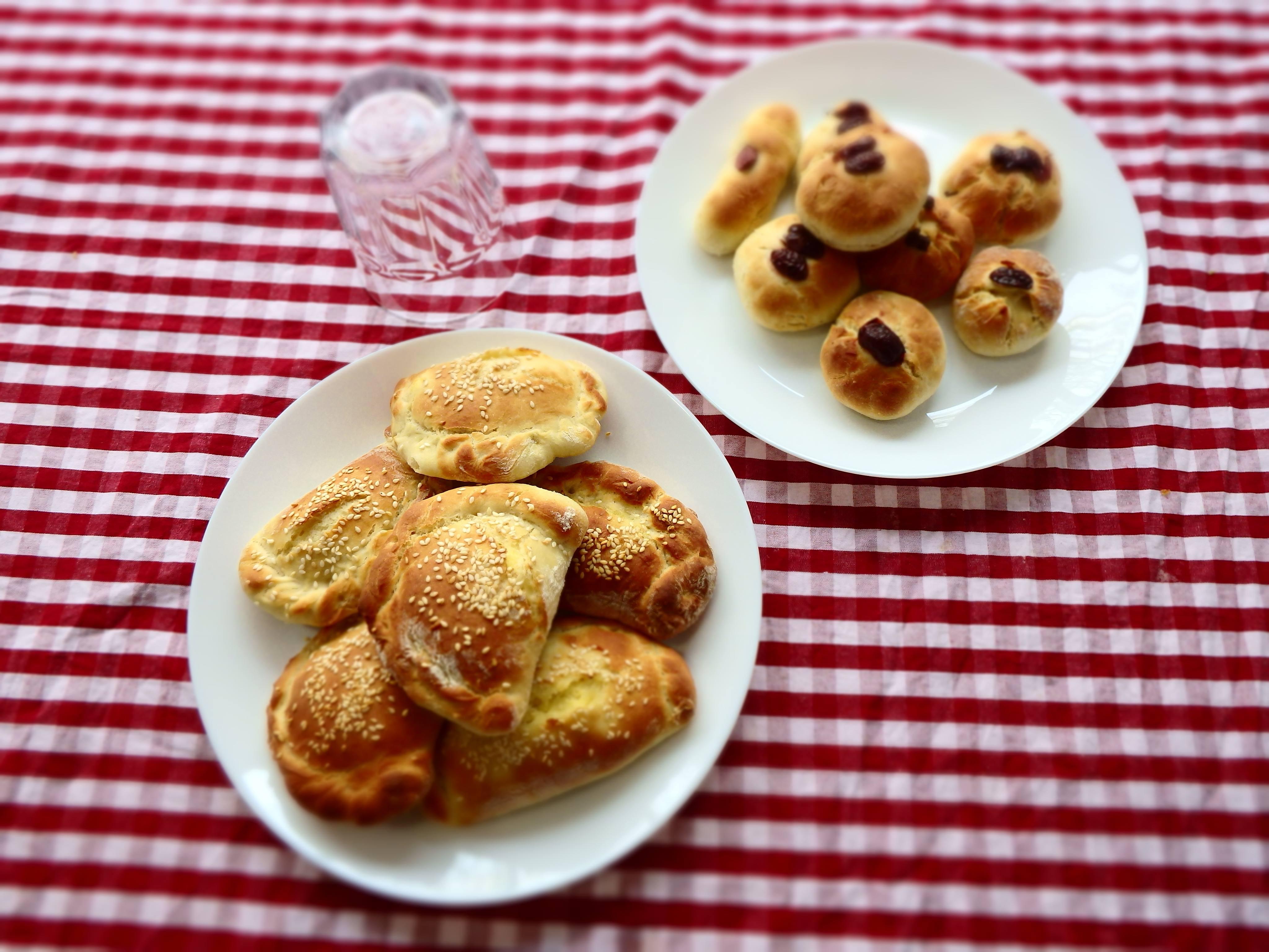 Baking Classes Kitchen Set Up