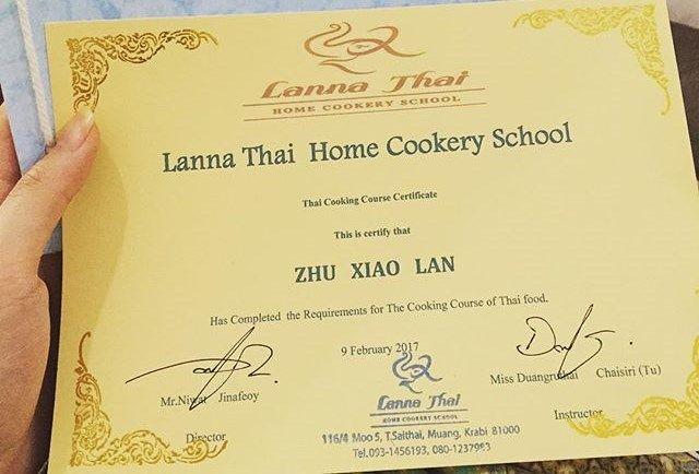 Krabi Lanna Thai Home Cookery School: Half day Thai Cooking Class ...