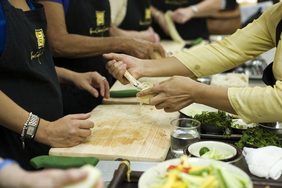The Cuisine of Hanoi & Market tour