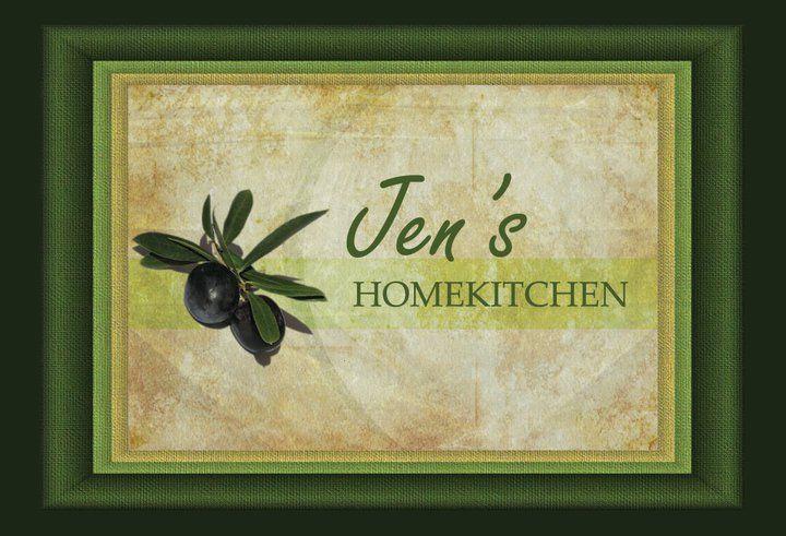 Jen's Homegrown Cooking Academy logo