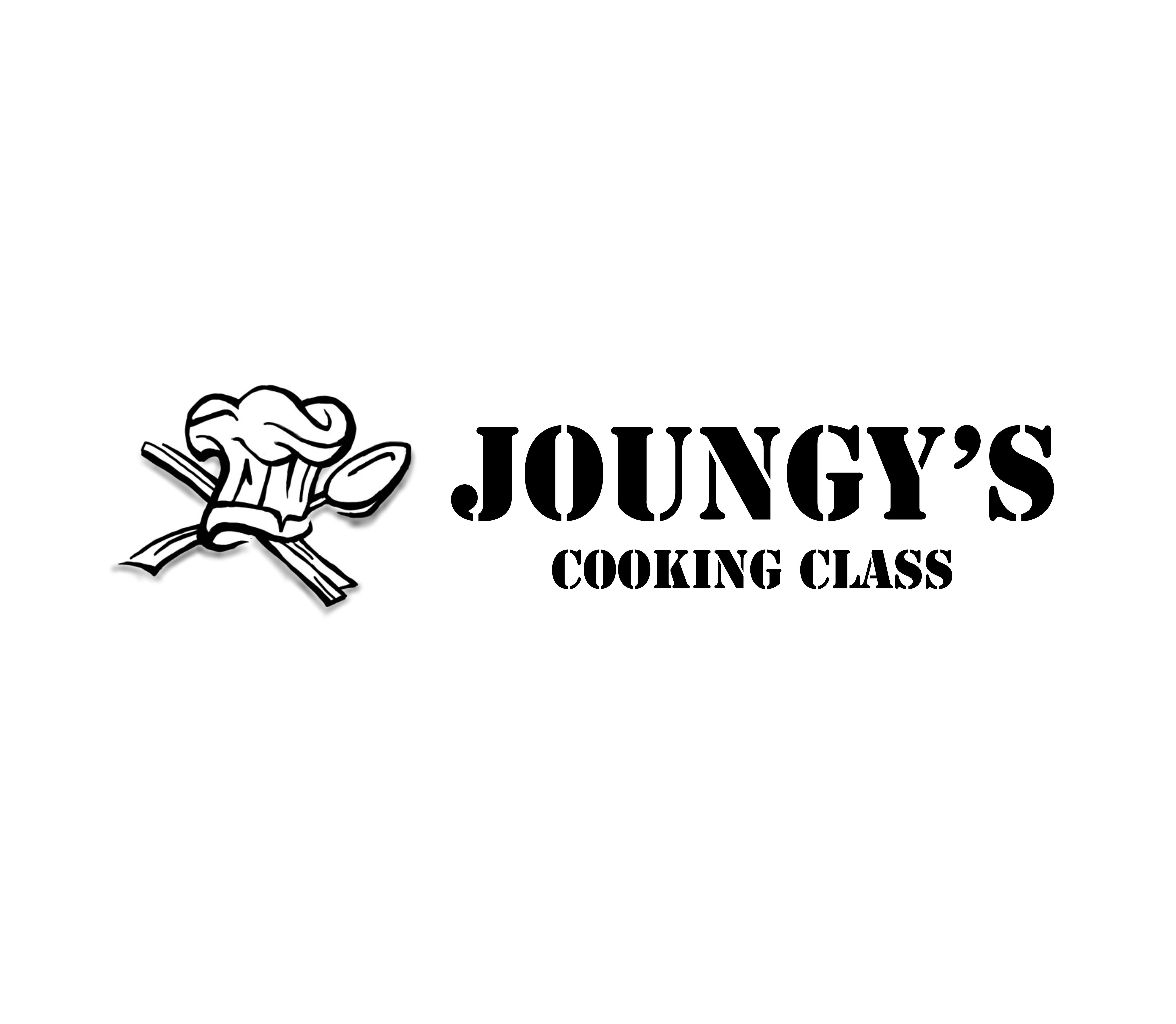 Joungy's cooking class logo