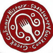 Greek Culinary History & Cooking Adventures logo