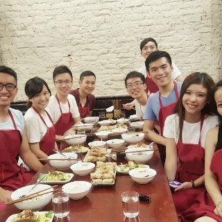 Em Am Hanoi Cooking Class logo