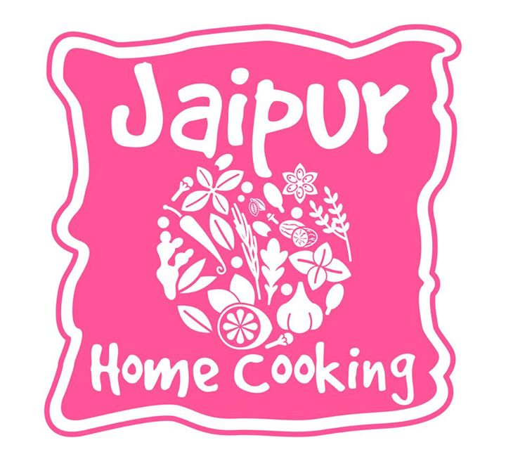 Jaipur Home Cooking logo