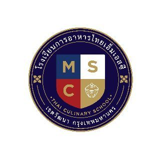 MSC Thai Culinary School logo