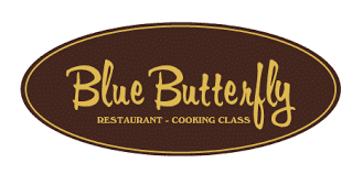 Blue Butterfly Cooking Class logo