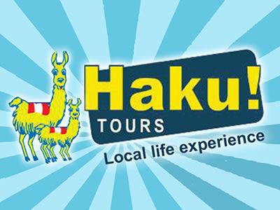 Haku Tours logo