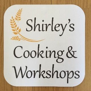 Shirley's Cooking & Workshops logo