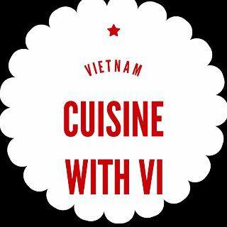 Vietnam Cuisine With Vi logo