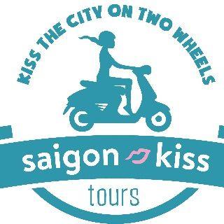 Saigon Kiss Tours logo
