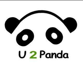 U2panda logo