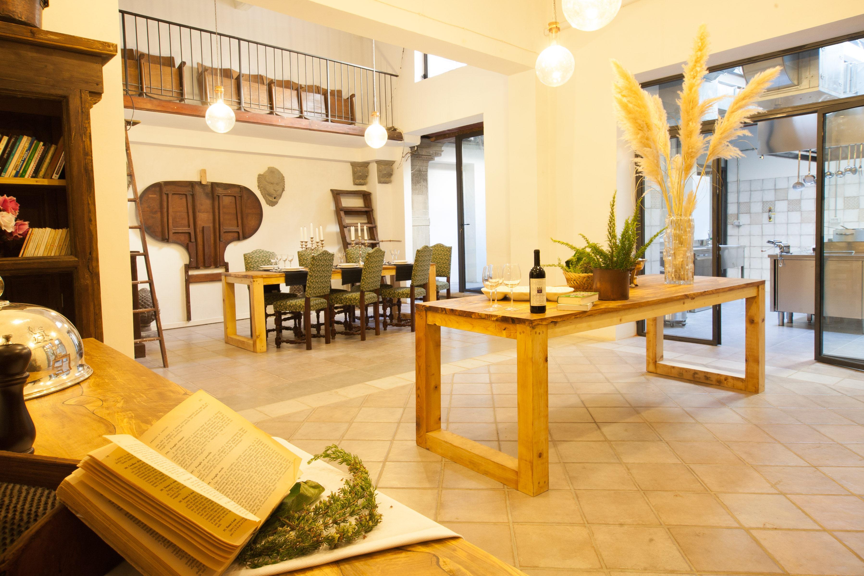 Alce Luzzara Reggio Emilia florence food studio - book online - cookly