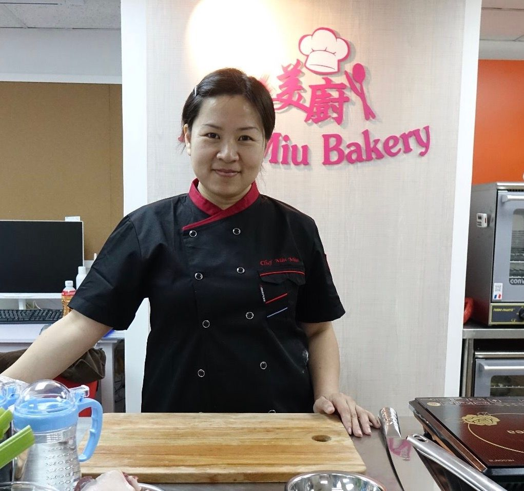 Miu Miu Bakery Cooking School: Hong Kong Style Healthy ...