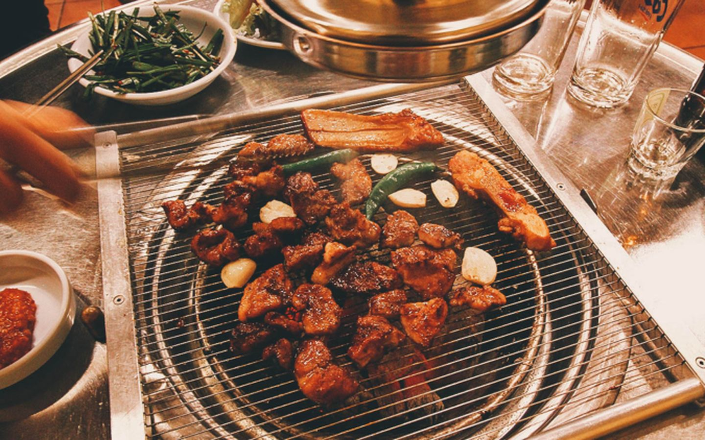 11 Best Korean Bbq Spots In Seoul