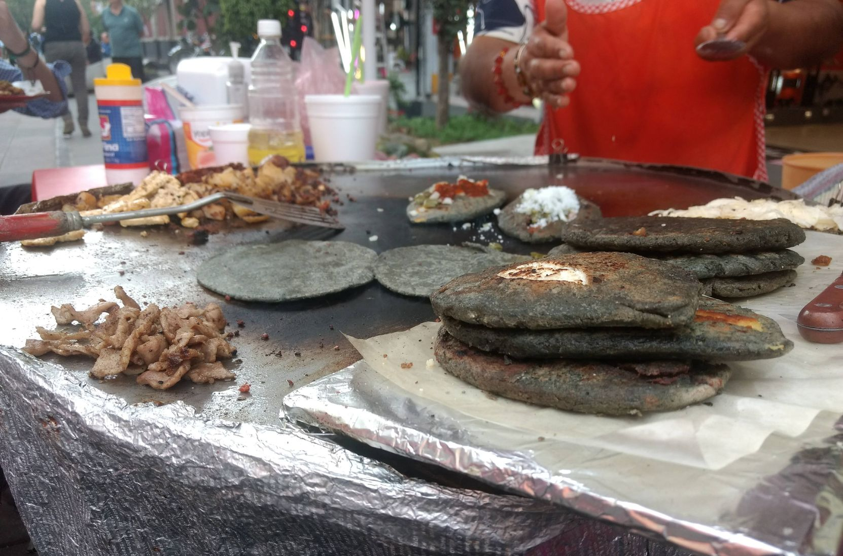 Mexico City Street Food Scene: Daily Walking Tour