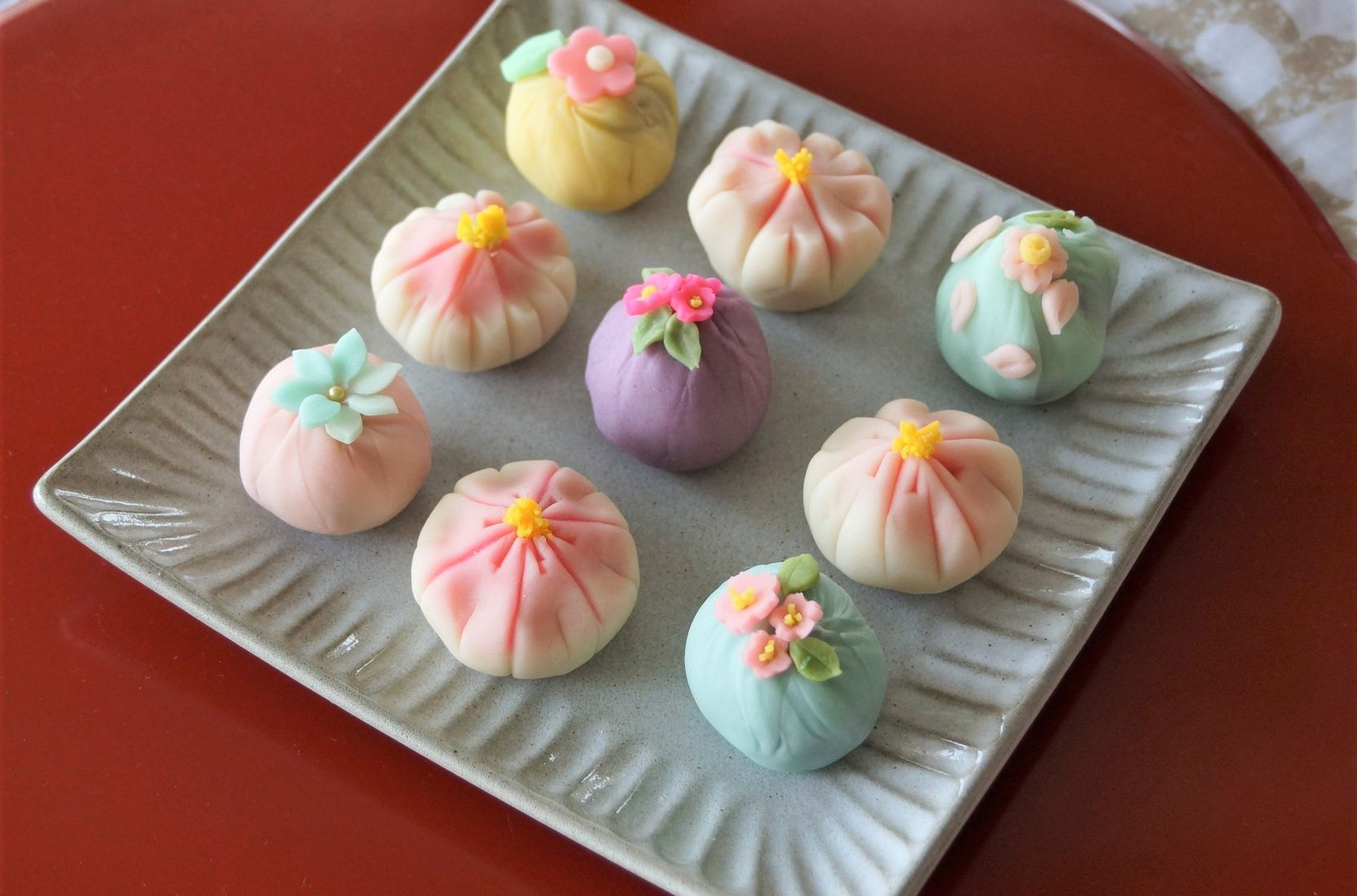 Learn the Art of Making Wagashi, Japanese Traditional Sweets