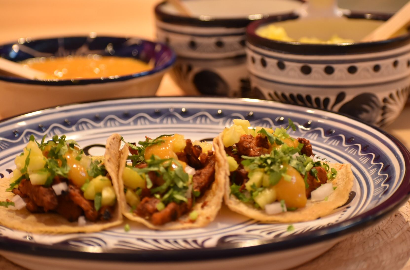 Mexican Street Tacos Hands-on Cooking Class on Fridays