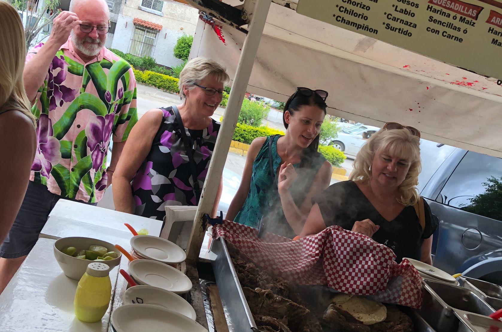 Downtown Food Tasting & Walking Tour in Cabo San Lucas