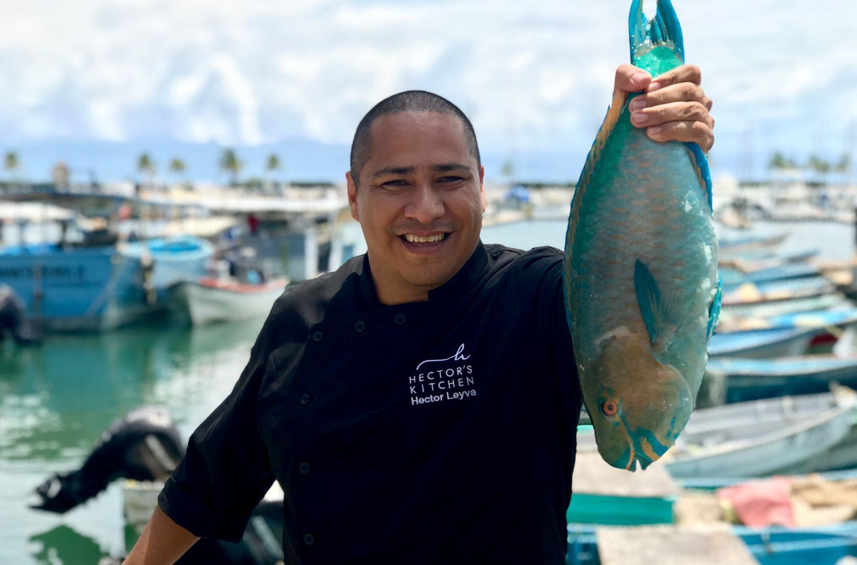 Punta Mita Family Cooking Class + Village Fish Market Tour