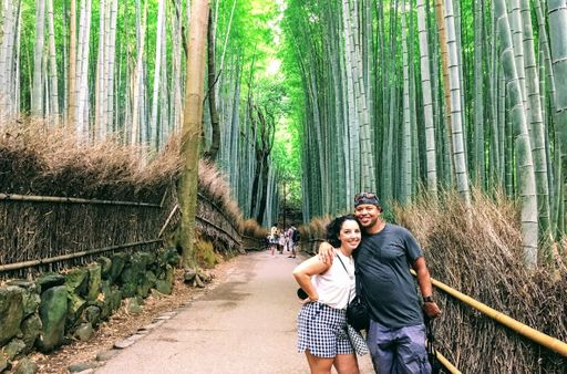 Japan Wonder Travel Walking Food Tour In Kyoto Arashiyama Bamboo