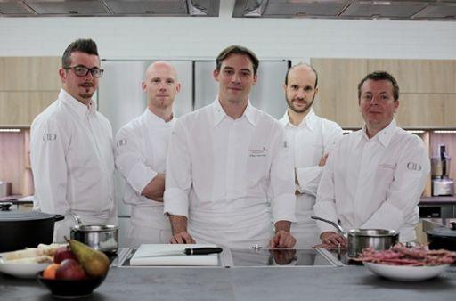 Bistro Cuisine In Ecole De Cuisine Alain Ducasse In Paris Book - Ecole de cuisine paris