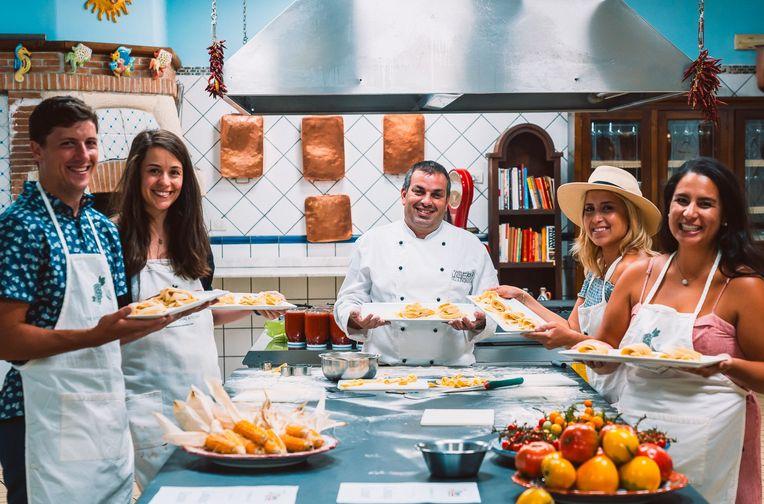 10 Meilleurs Cours De Cuisine A Positano Reservez En Ligne Cookly