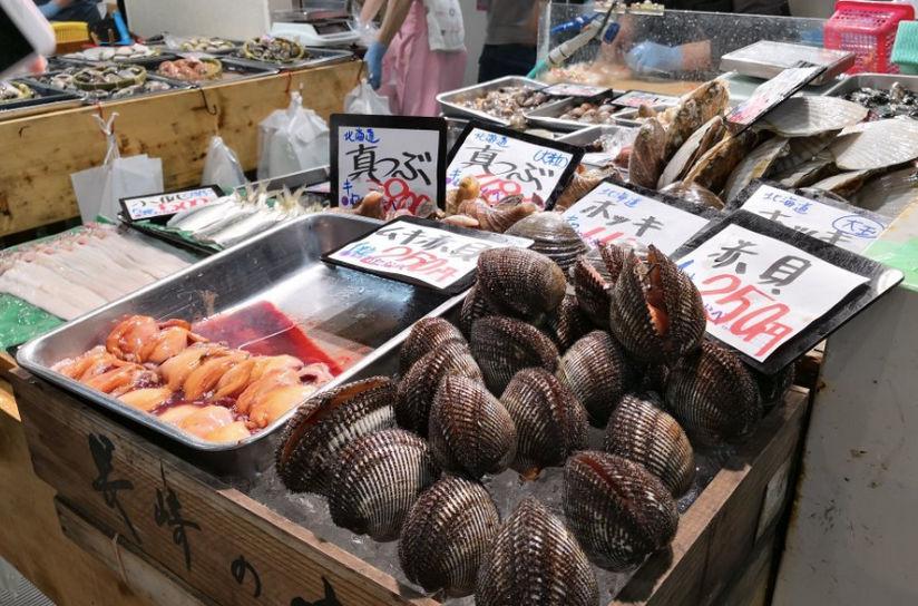 Japan Wonder Travel: Tsukiji (Old) and Toyosu (New) Fish