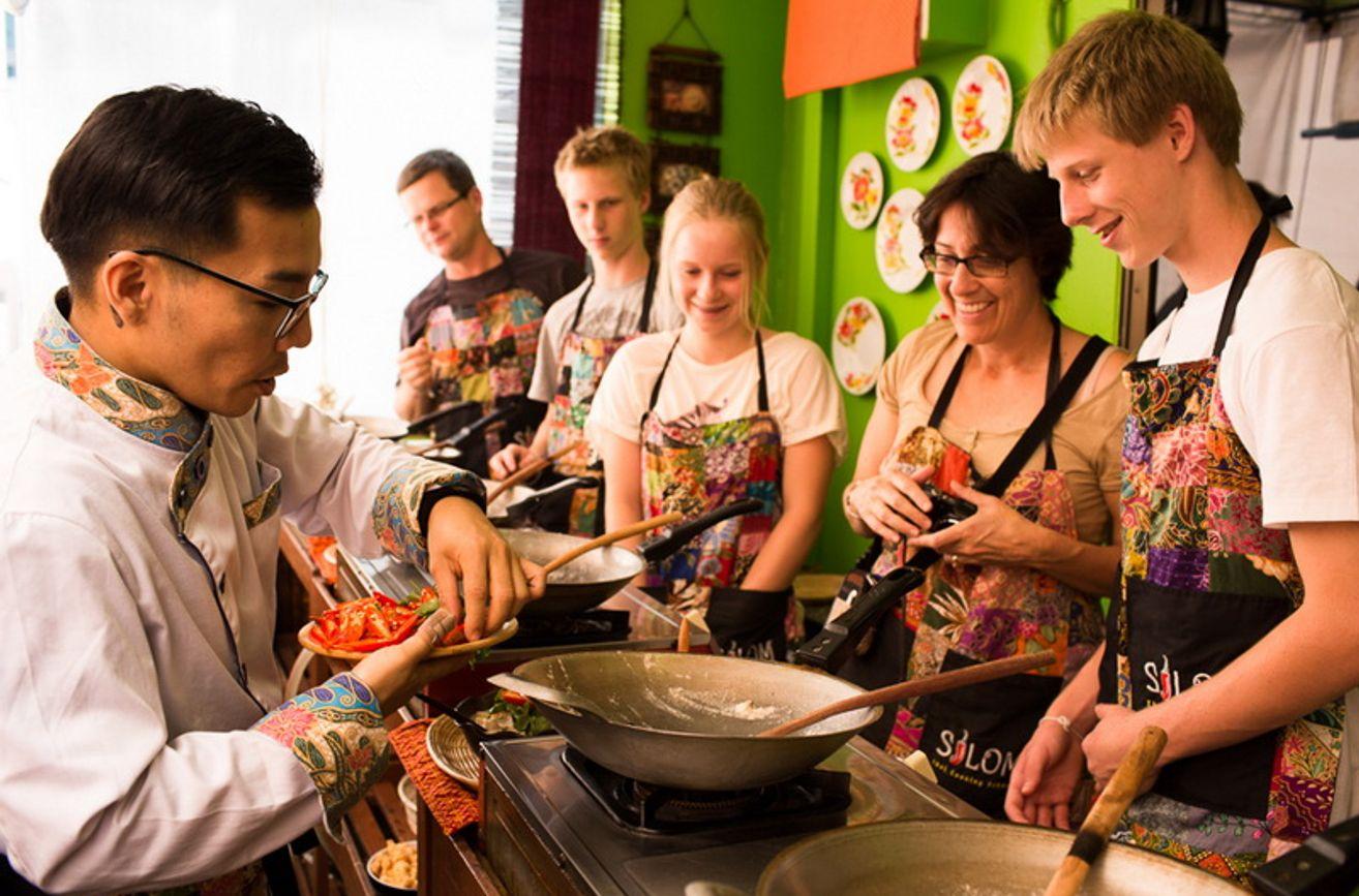 曼谷行程推薦 廚藝教室 烹飪課程體驗